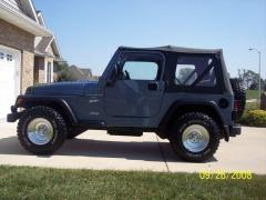 1998 Jeep Wrangler Photo 6