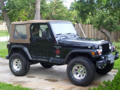 1999 Jeep Wrangler Photo 3