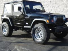 1999 Jeep Wrangler Photo 4