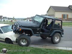 1999 Jeep Wrangler Photo 5