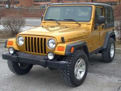 2000 Jeep Wrangler Photo 2
