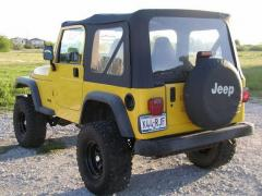 2000 Jeep Wrangler Photo 3