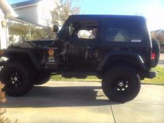 2000 Jeep Wrangler Photo 4