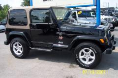 2000 Jeep Wrangler Photo 5