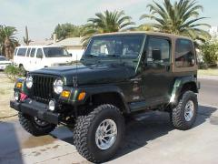 2000 Jeep Wrangler Photo 6