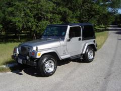2001 Jeep Wrangler Photo 2