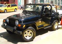 2001 Jeep Wrangler Photo 3