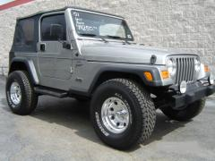 2001 Jeep Wrangler Photo 4