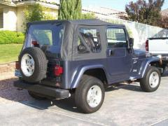 2001 Jeep Wrangler Photo 5