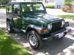 2001 Jeep Wrangler Photo 6