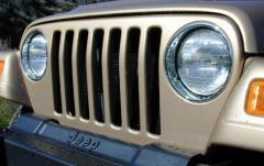 2001 Jeep Wrangler exterior