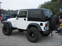 2002 Jeep Wrangler Photo 2