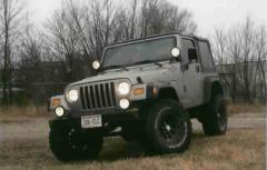 2002 Jeep Wrangler Photo 4