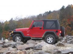 2002 Jeep Wrangler Photo 5