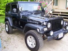 2003 Jeep Wrangler Photo 3
