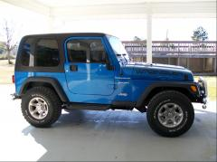2003 Jeep Wrangler Photo 5