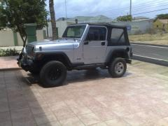 2003 Jeep Wrangler Photo 6