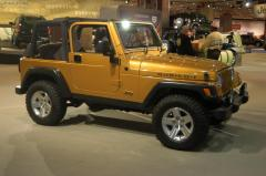 2003 Jeep Wrangler Photo 7