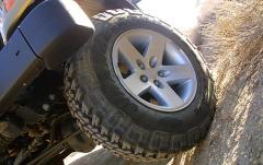 2004 Jeep Wrangler exterior
