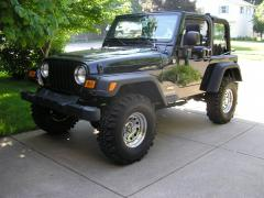 2005 Jeep Wrangler X Photo 2