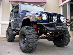 2005 Jeep Wrangler X Photo 3