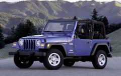 2005 Jeep Wrangler Unlimited Rubicon exterior
