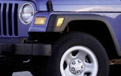 2006 Jeep Wrangler exterior