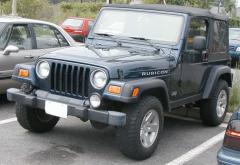 2006 Jeep Wrangler Photo 2