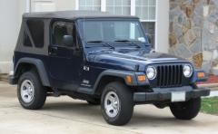 2006 Jeep Wrangler Photo 3