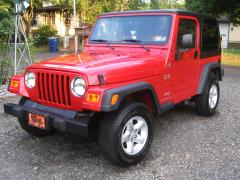 2006 Jeep Wrangler Photo 4