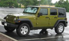 2007 Jeep Wrangler Photo 2