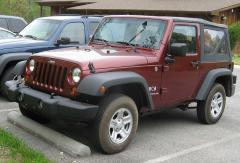 2007 Jeep Wrangler Photo 4