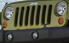 2008 Jeep Wrangler exterior