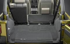 2008 Jeep Wrangler interior