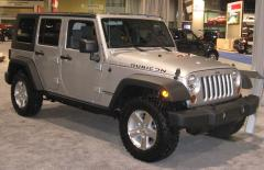 2008 Jeep Wrangler Photo 2