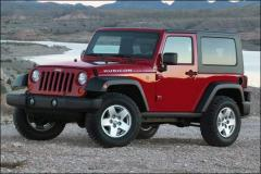 2009 Jeep Wrangler Photo 4