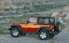 2009 Jeep Wrangler Photo 6
