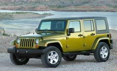 2009 Jeep Wrangler Photo 1