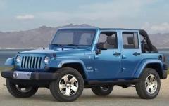 2010 Jeep Wrangler exterior