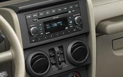 2010 Jeep Wrangler interior
