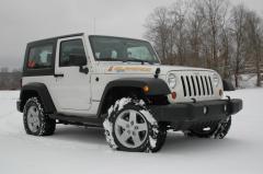 2010 Jeep Wrangler Photo 13