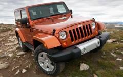 2011 Jeep Wrangler exterior