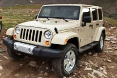 2012 Jeep Wrangler exterior