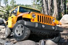 2013 Jeep Wrangler exterior