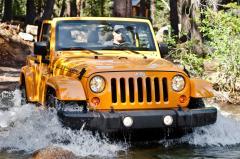 2014 Jeep Wrangler Sport 4WD exterior