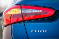 2015 Kia Forte exterior