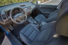 2015 Kia Forte interior