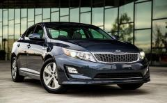 2015 Kia Optima Hybrid Photo 1