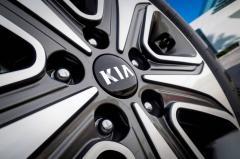 2017 Kia Optima Hybrid exterior