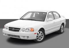 2001 Kia Optima Photo 1